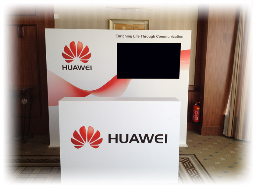 Huawei Ahşap Stand