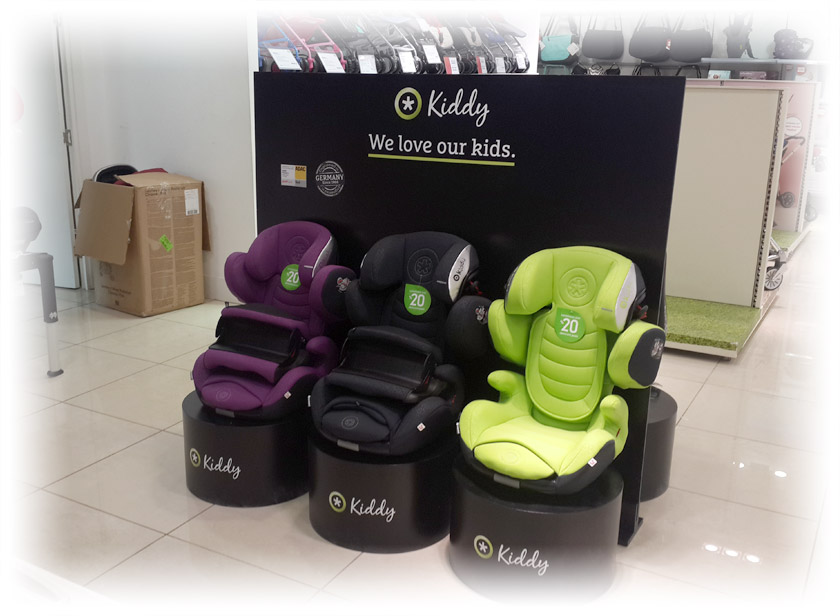 Kiddy Ahşap Stand