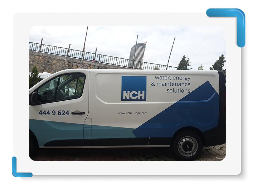 NCH Araç Giydirme