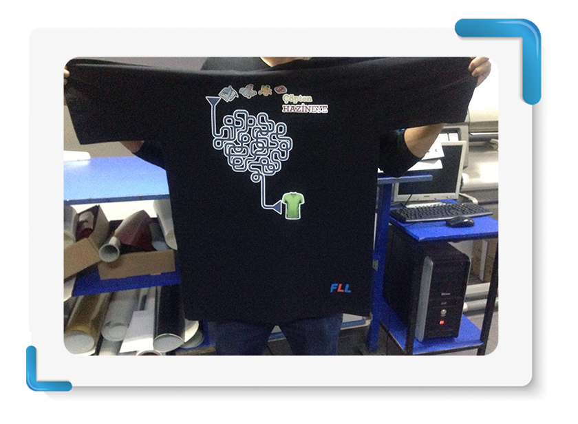 T-Shirt Baskı