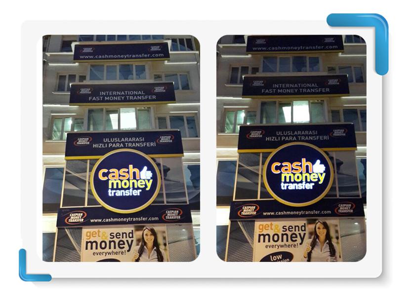 Cash Many Tabela İmalatı