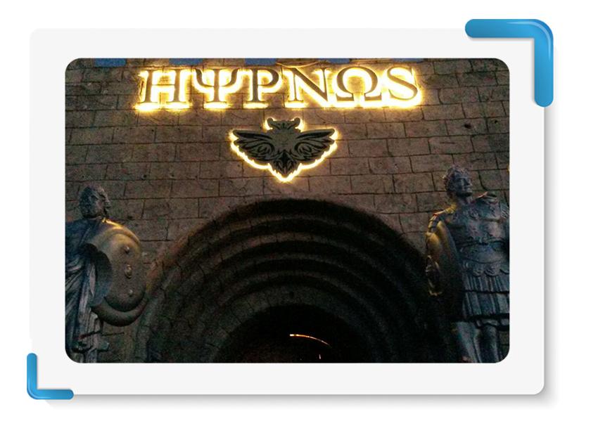 Hypnos Manavgat Paslanmaz Kutu Harf Tabela İmalatı