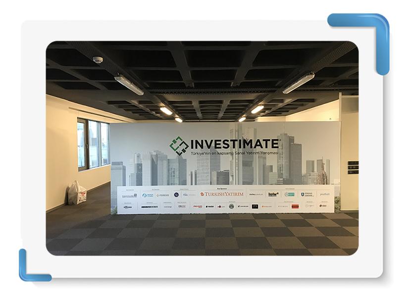 Inwestimate Back Wall İmalatı
