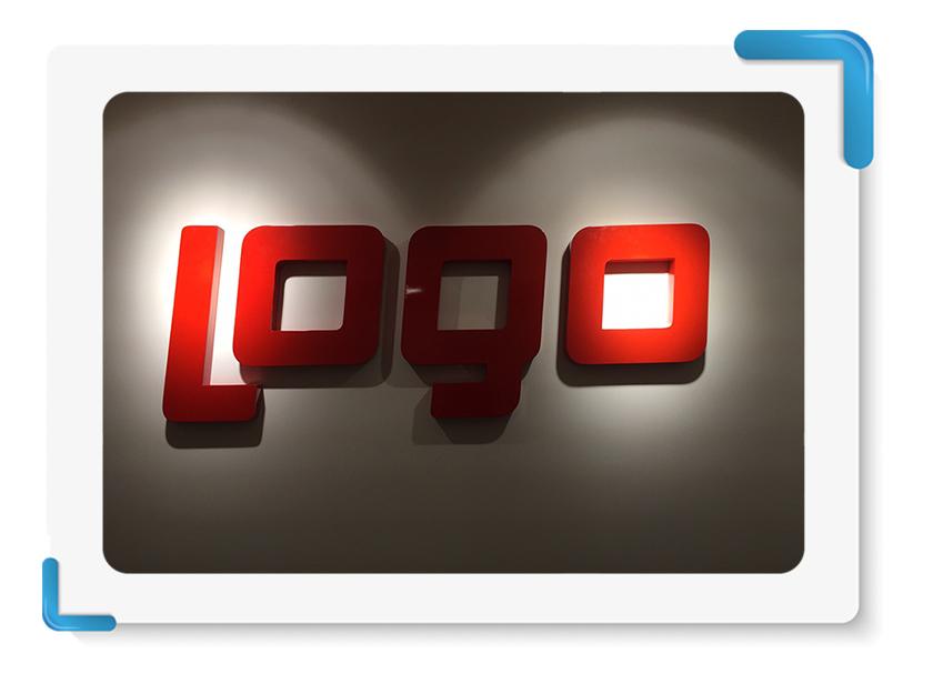 Logo Yazılım Alüminyum Kutu Harf Tabela İmalatı