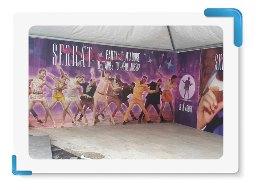 Ortaköy Serhat Party Doğum Günü Backdrop
