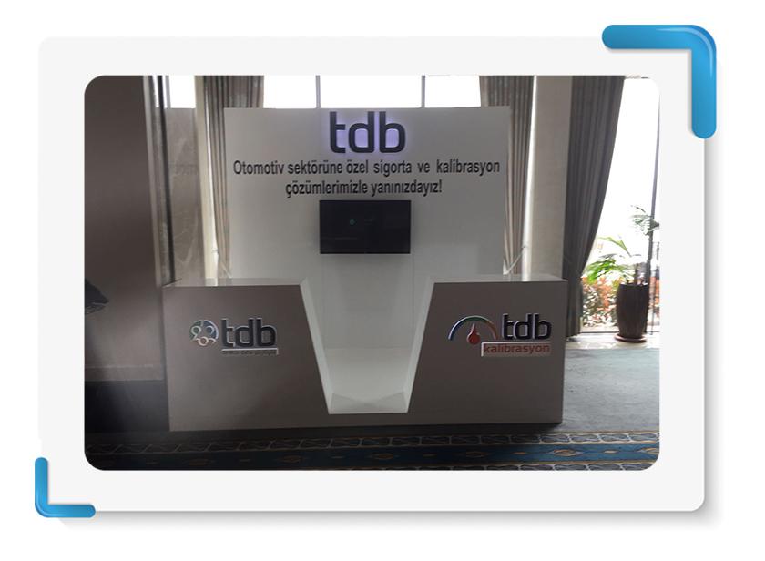 TDB Stand Üretim İmalat