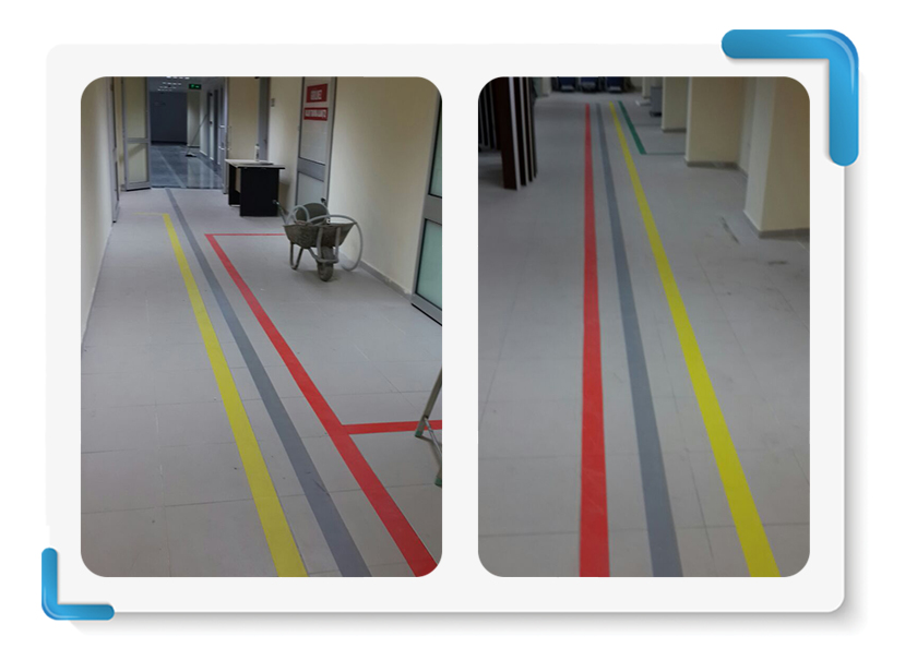 SSK Göztepe Acil Floor Grafik