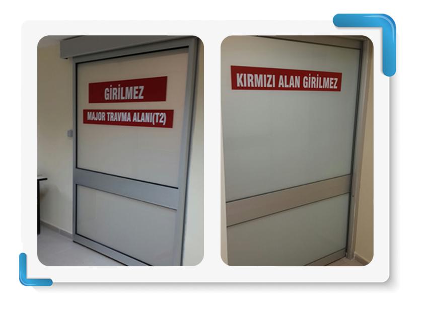 Bezmialem Vakıf Üniversitesi Hastanesi Cam Kumlama Filmi